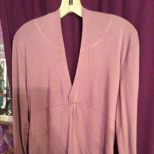 NWOT purple top